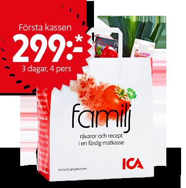 ICAs familjekasse